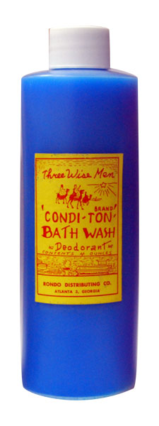 Three Wise Men Bath Soap/Floor Wash