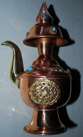Holy Water Pot from India
