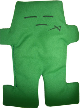 Voodoo Doll (Green)