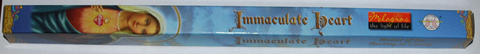 Immaculate Heart Incense