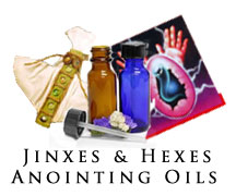 jinx and hex anointing oil