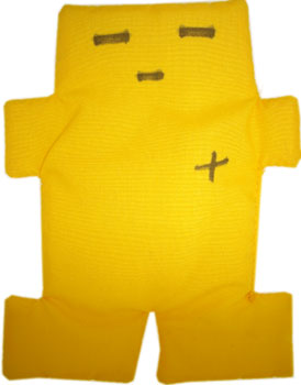 Voodoo Doll (Yellow)