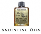 Spiritual Anointing Oils