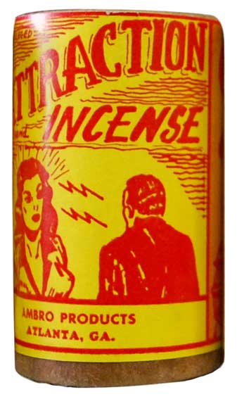 Attraction Incense 4 Ounce