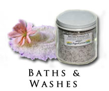 magic baths and washes