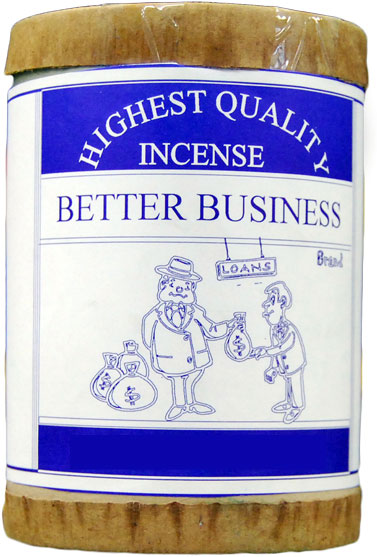 Better Business Incense 4 ounce