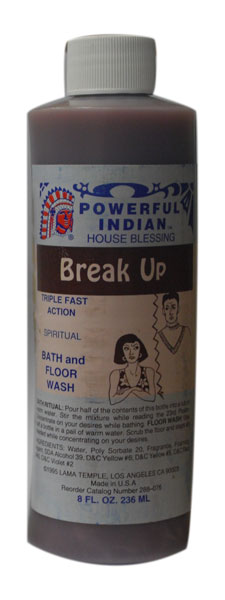 Break Up Bath Soap/Floor Wash