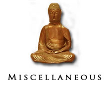 miscellaneous buddhist products