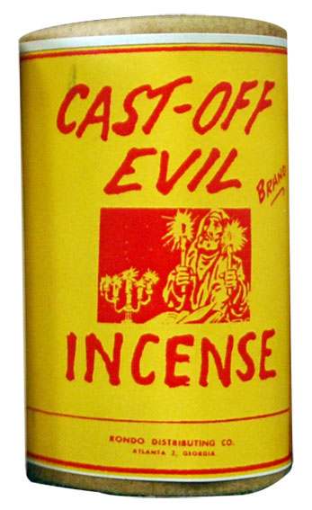 Cast Off Evil Incense (4 Ounce)