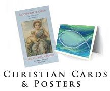 christian cards and posters