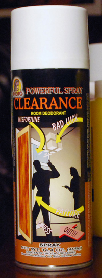Clearance Spiritual Spray