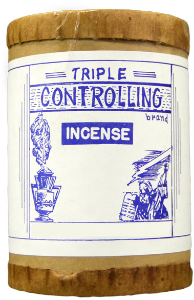 Triple Controlling Incense 4 ounce