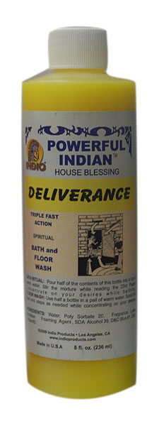 Deliverance Bath Soap/Floor Wash