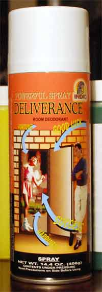 Deliverance Spiritual Spray