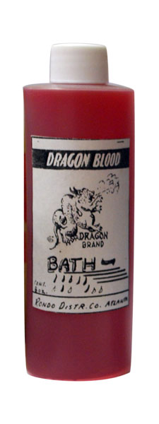 Dragon Blood Bath Soap/Floor Wash