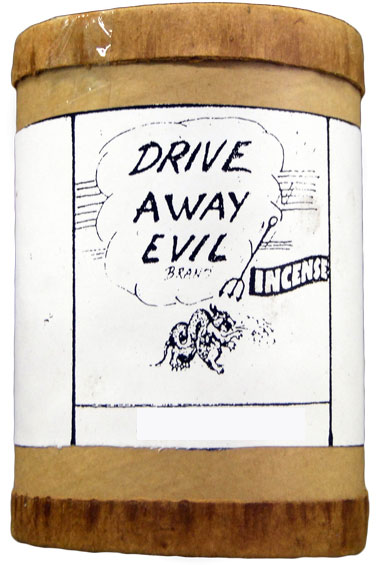 Drive Away Evil Incense 16 ounce