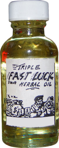 Triple Strength Fast Luck Oil