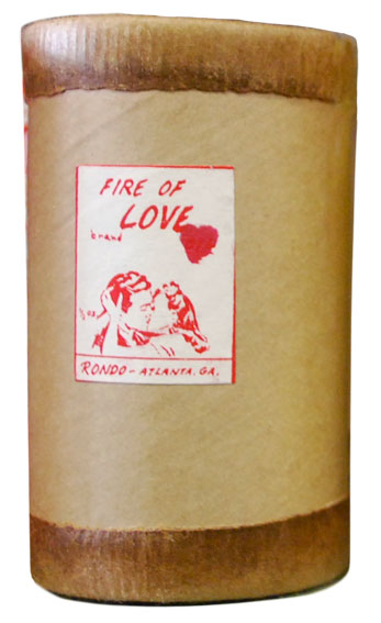 Fire of Love Incense (4 Ounce)