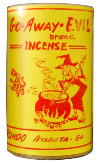 Go Away Evil Incense (4 Ounce)