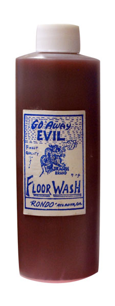 Go Away Evil Bath Soap/Floor Wash