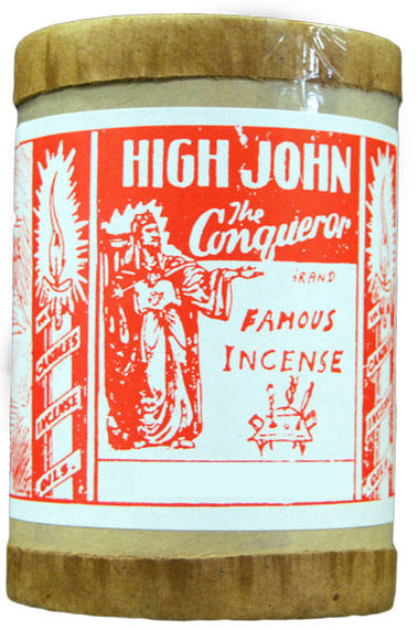 High John Incense 4 ounce