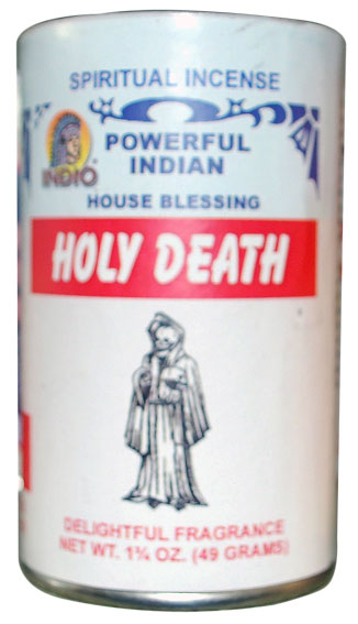 Holy Death Incense 4 Ounce
