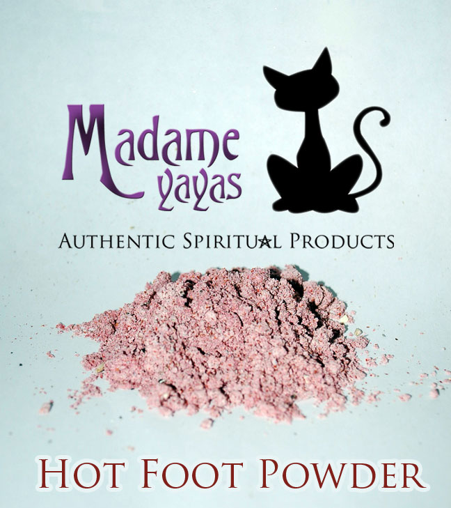 Hot Foot Powder (1 ounce)