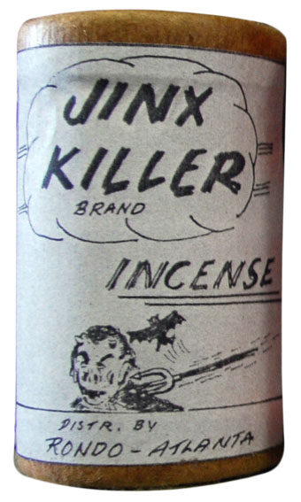 Jinx Killer Incense (4 ounce)