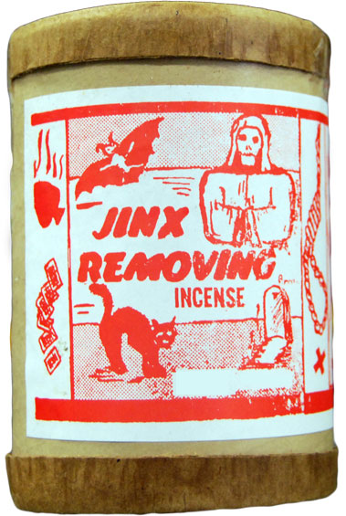 Jinx Removing Incense 4 ounce