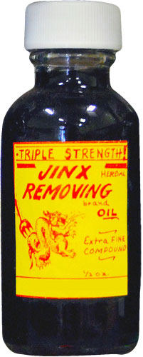 Triple Strength Jinx Removing Oil 1 ounce