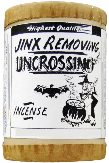 Jinx Removing/Uncrossing Incense 4 ounce