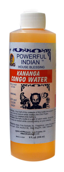 Kananga Bath Soap/Floor Wash