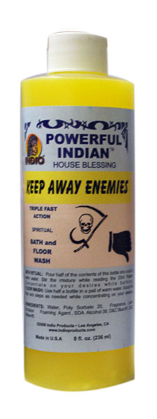 Keep Away Enemies Bath Soap/Floor Wash