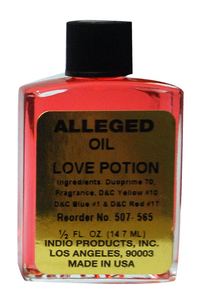 Love Potion Oil