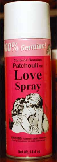 Love Spiritual Spray