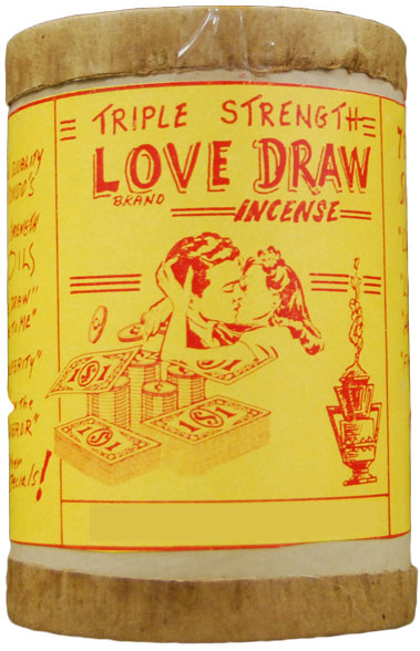 Triple Love Draw Incense 4 ounce