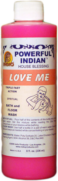 Love Me Bath Soap/Floor Wash