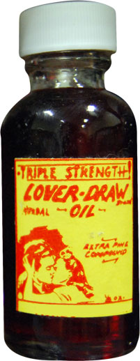 Triple Strength Love Drawing Oil 1 ounce