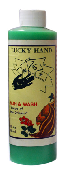 Lucky Hand Bath Soap/Floor Wash