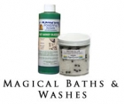 Spiritual Magical Baths and Washes