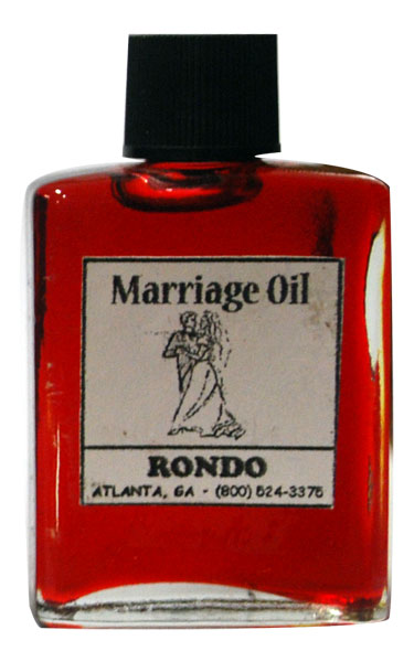 Marriage Oil