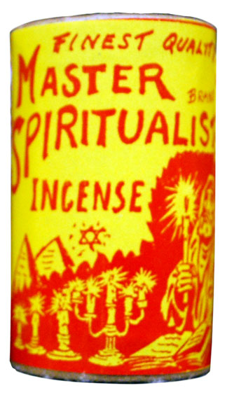 Master Spiritualist Incense (4 ounce)