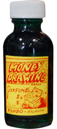 Money Drawing Oil (1 Ounce)