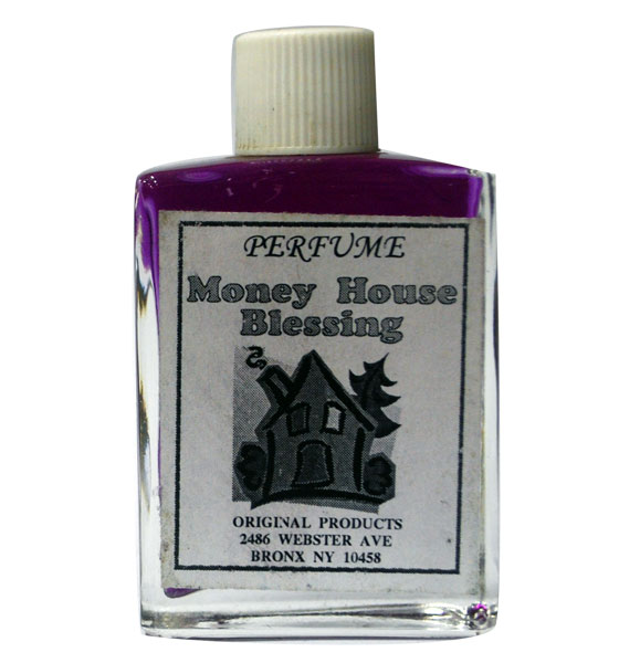 Money House Blessing Fragrance (1 ounce)