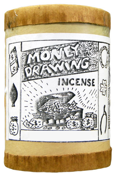 Money Drawing Incense 16 ounce