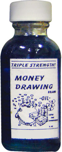 Triple Strength Money Drawing Oil