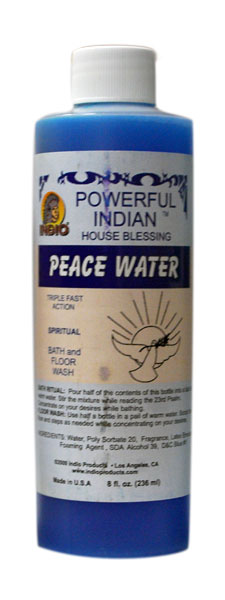 Peace Water Bath Soap/Floor Wash