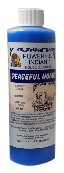 Peaceful Home Bath Soap Floor Wash
