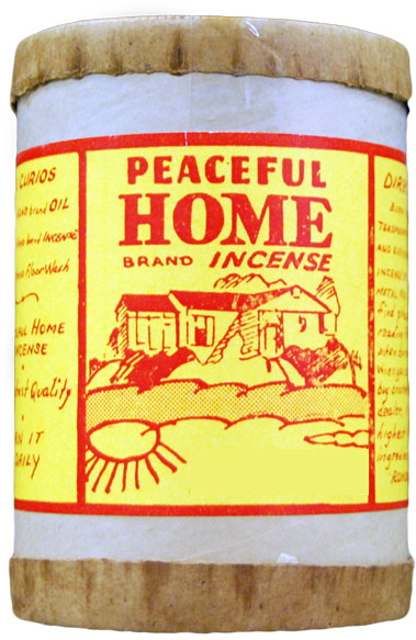 Peaceful Home Incense 4 ounce