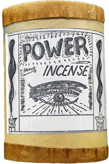 Power Incense 4 ounce